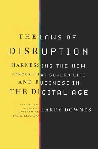 Laws Of Disruption Cover