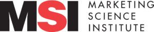 Marketing Science Institute logo 2012